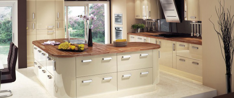 Kitchens in Cumbria